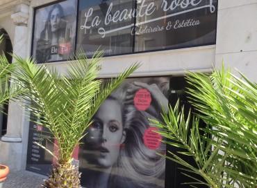 La Beauté Rose – o Salão
